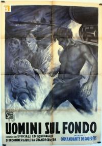 S.O.S. Submarine poster
