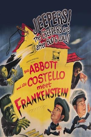 Bud Abbott Lou Costello Meet Frankenstein 800x1200