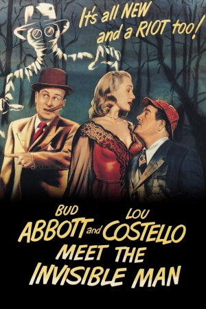 Bud Abbott Lou Costello Meet the Invisible Man 800x1200