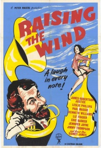 Raising the Wind poster