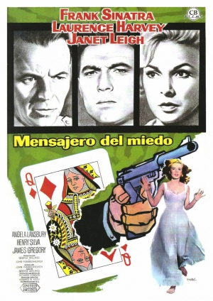 The Manchurian Candidate 760x1075