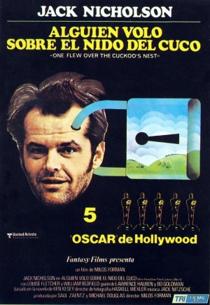 One Flew Over the Cuckoo's Nest 970x1411