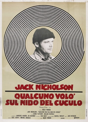 One Flew Over the Cuckoo's Nest 2072x2884