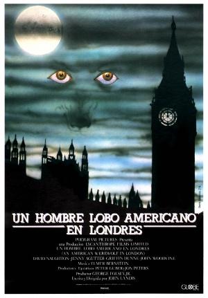 Un hombre lobo americano en Londres 3131x4500