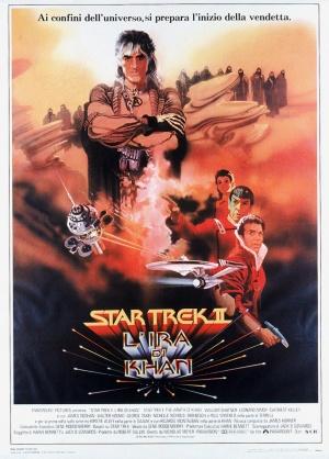 Star Trek II: The Wrath of Khan 685x955