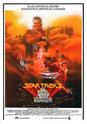 Star Trek II: The Wrath of Khan 2470x3510
