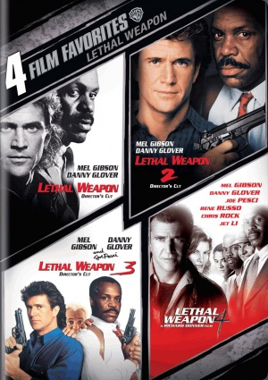 Lethal Weapon 941x1333