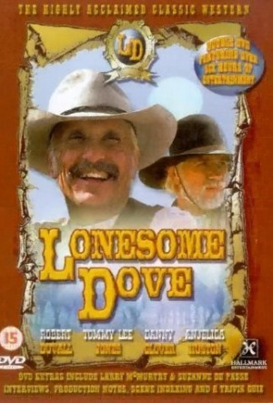 Lonesome Dove 322x475
