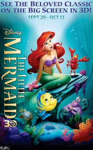 The Little Mermaid 800x1292