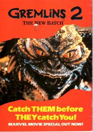 Gremlins 2: The New Batch 2477x3500