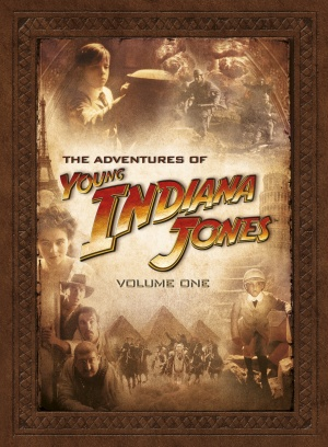 The Young Indiana Jones Chronicles 3342x4545