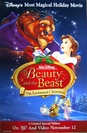 Beauty and the Beast: The Enchanted Christmas 1292x1980