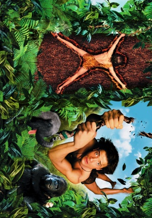 George of the Jungle 3475x5000