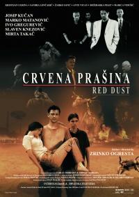 Crvena prasina poster