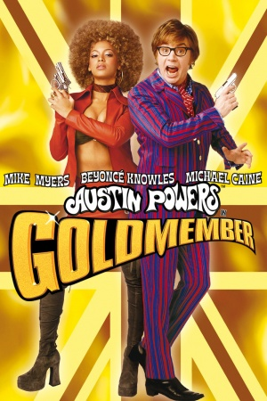 Austin Powers in Goldmember 1000x1500