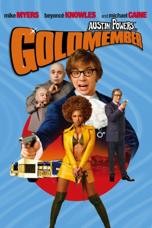 Austin Powers in Goldmember 800x1200