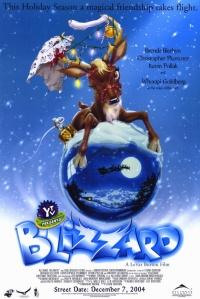 Blizzard poster