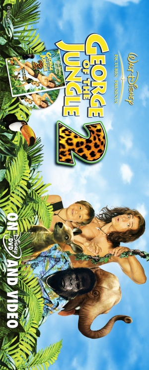 George of the Jungle 2 2015x5000