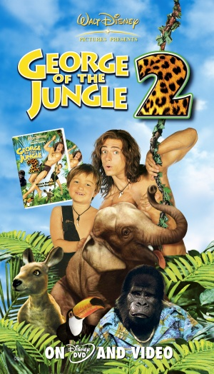 George of the Jungle 2 2289x4000