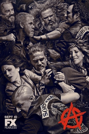 Sons of Anarchy 2000x3000