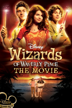 Wizards of Waverly Place: The Movie 2000x3000