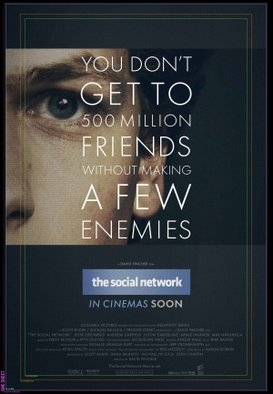 The Social Network 1800x2600