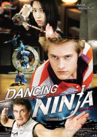 The Legend of the Dancing Ninja poster
