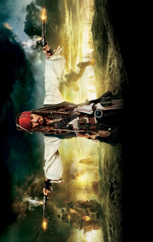 Pirates of the Caribbean: On Stranger Tides 3000x4725