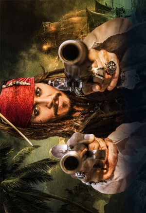 Pirates of the Caribbean: On Stranger Tides 3000x4381
