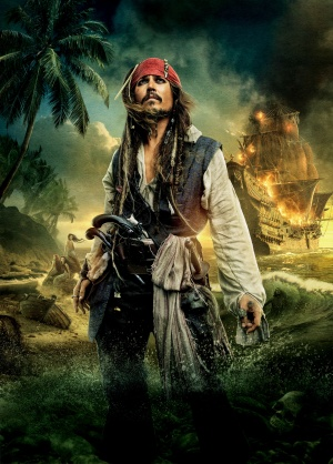 Pirates of the Caribbean: On Stranger Tides 3000x4182
