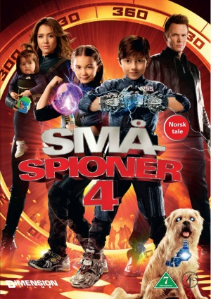 Spy Kids 4: All the Time in the World 1565x2223