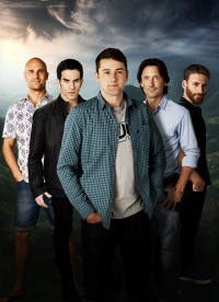 The Almighty Johnsons poster