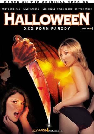 Halloween: XXX Porn Parody 350x500