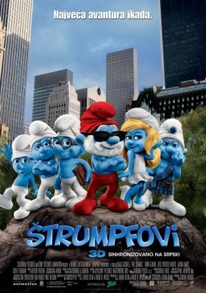The Smurfs 1123x1600