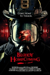 Bloody Homecoming poster
