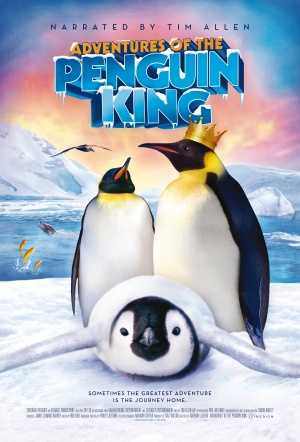 A Pingvinkirály 3D 3394x5000