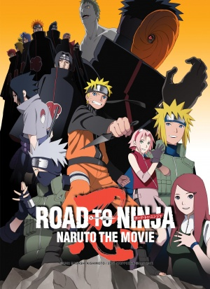 Road to Ninja: Naruto the Movie 2000x2753