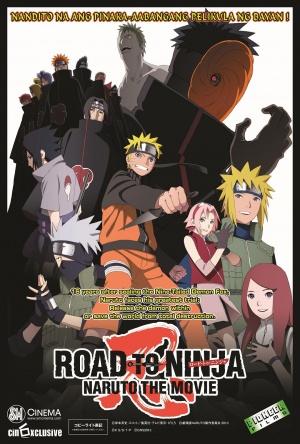 Road to Ninja: Naruto the Movie 1080x1600