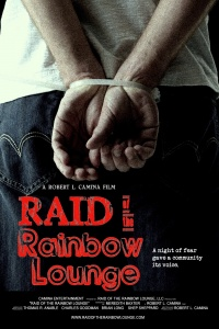 Raid of the Rainbow Lounge poster