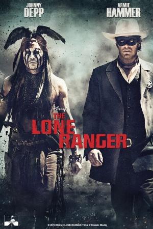 The Lone Ranger 1400x2100