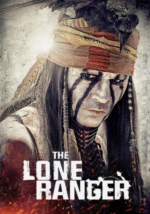 The Lone Ranger 3498x5000