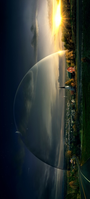 Under the Dome 1493x3294