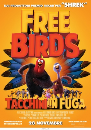 Free Birds 900x1285