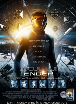 Ender's Game 2202x3000