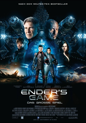 Ender's Game 1446x2055