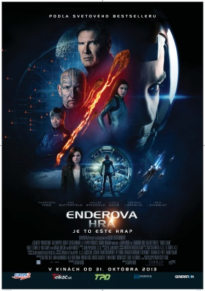 Ender's Game 3527x5000
