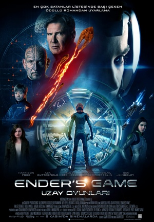 Ender's Game 591x851