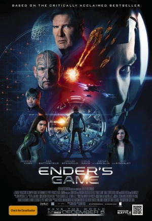 Ender's Game 2744x3977