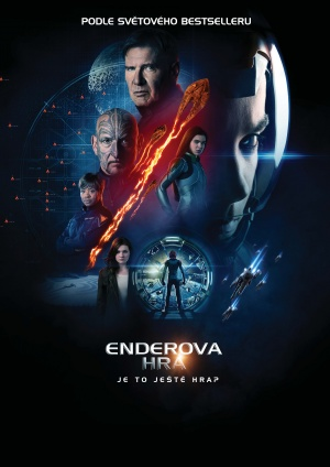 Ender's Game 3534x5000