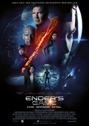 Ender's Game 1697x2400